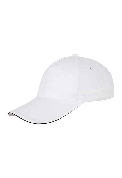 全棉钢扣帽
