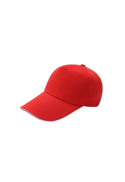 斜纹铁扣帽子