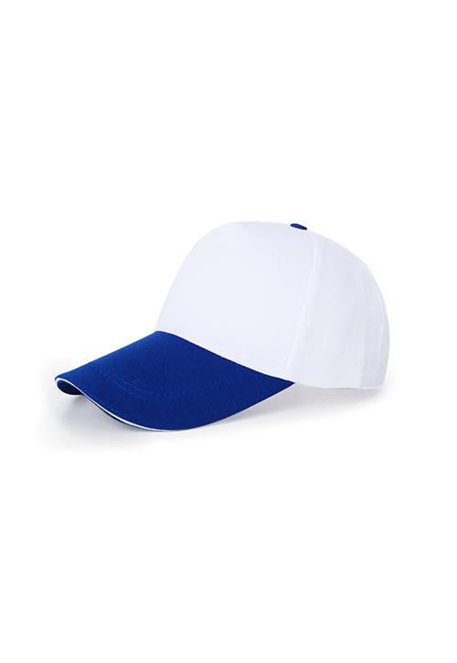 全棉斜纹拼色帽