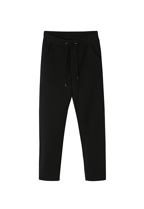 厚裤黑色(岔口)